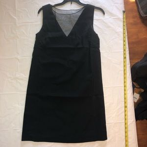 Women's Black Cocktail Dress. Size Small Petite